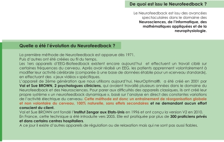 D'où vient le Neurofeedback (E)